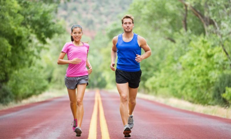 Сколько калорий сжигается при беге, как увеличить расход энергии на пробежке