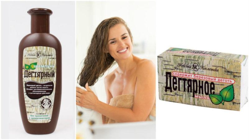 Дегтярное мыло для волос: польза и вред, как правильно использовать