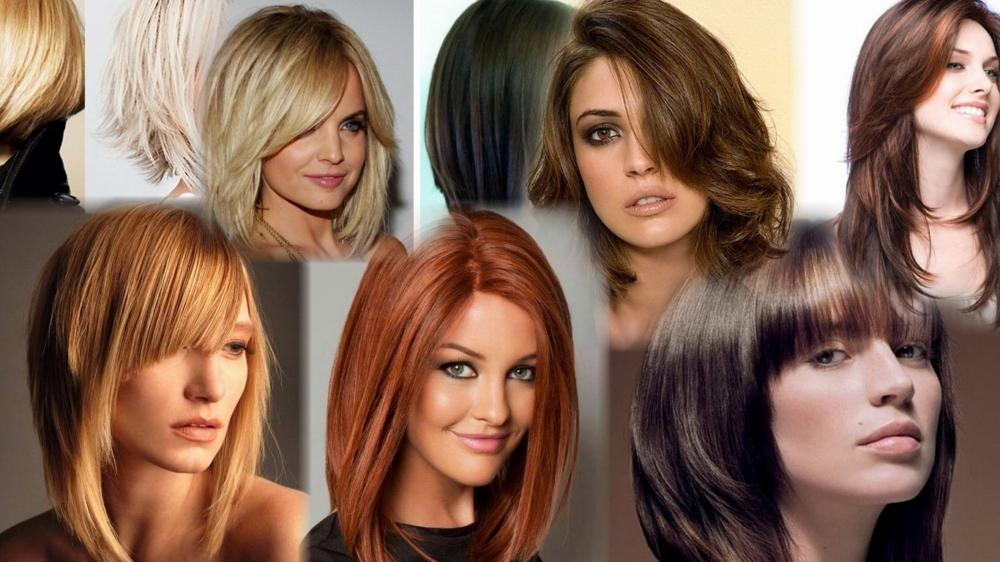 Стрижка на средние волосы, придающая объем: варианты стрижки, способы укладки, фото