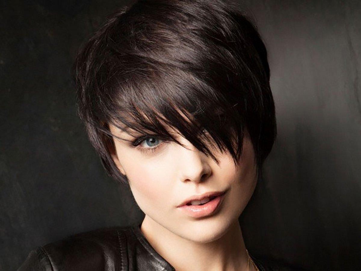 Французская стрижка - 18 вариантов на короткие, средние и длинные волосы, фото