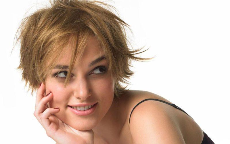 Стрижка Гаврош - 10 вариантов на средние, короткие и длинные волосы