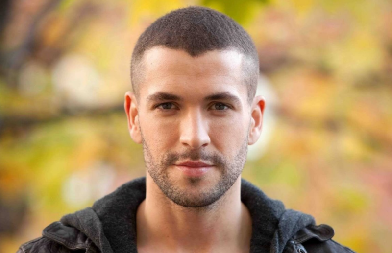 Причёски бокс – 6 вариантов мужской стрижки, фото
